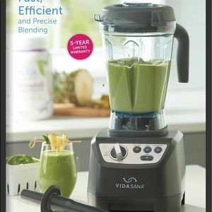 Blender Licuadora Princess House 10 pmnts of $38